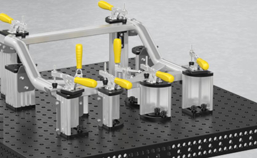 Sistemas de fijación 3D